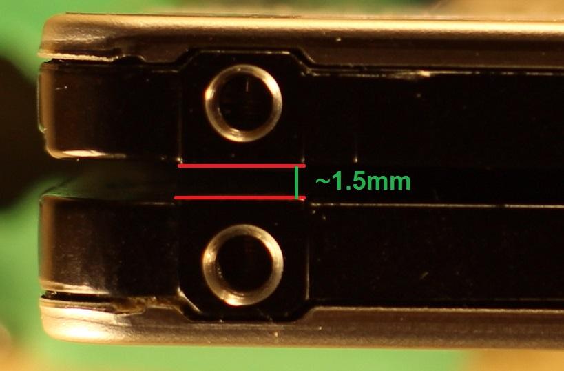Рис. 9. Определение согнутого корпуса.