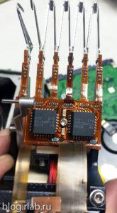 Головки жёсткого диска Imprimis 94171-307
